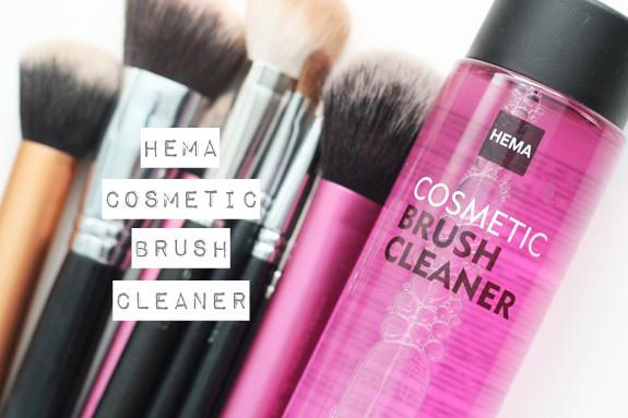 Make up kwastenreiniger hema