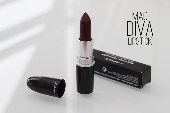 Vaak veracamilla.nl | MAC Diva lipstick @ZT97