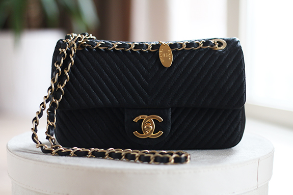 chanel chevron flap surpique08 … 67b3605ab1