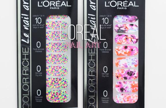 Veracamilla Loral Nail Art Stickers Confetti Tie Dye Rocks