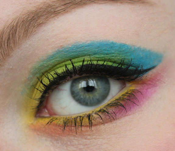 foute party make up